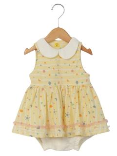 little baby girl ワンピース&ブルマ