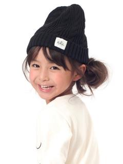 daily basicニット帽