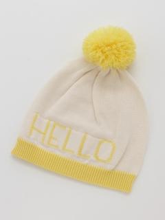 SAY HELLO ニット帽