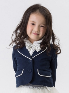 ceremony girl カットソージャケット