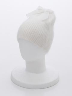 リボンニット帽