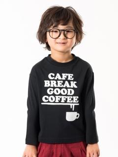 CAFE BREAK長袖Tシャツ