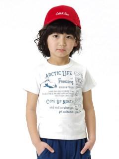 Sea to Sea ロゴ半袖tシャツ