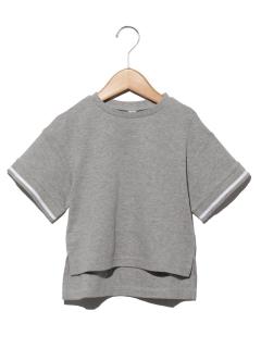 袖変化Тシャツ