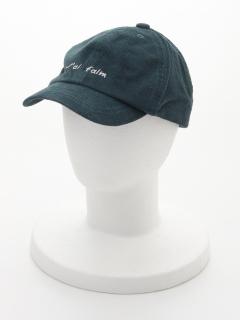 コール天キャップ帽