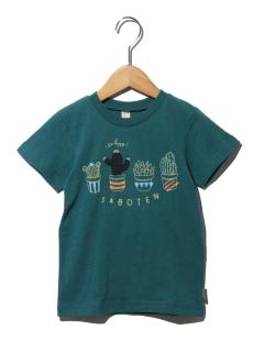 SABOTEN半袖Tシャツ