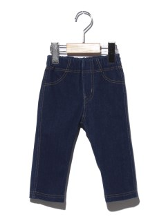7分丈デニムニット/7days Style pants