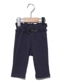 ウエストフリル/7days Style pants