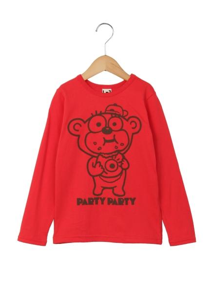 30%OFF F.O.FACTORY (エフ・オー・ファクトリー) Package GIFT 長袖Tシャツ レッド