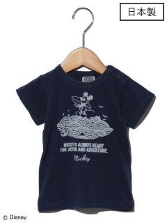 【日本製】DY JAPANミッキーTシャツ