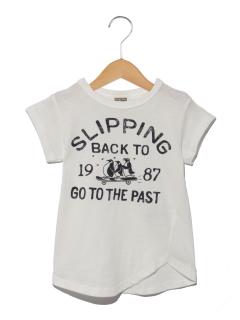 オンナノコ4色2柄半袖Tシャツ