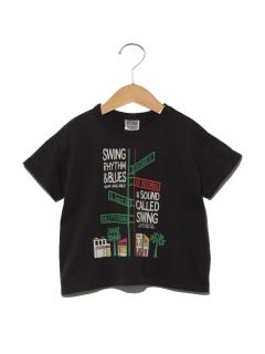 4色4柄ビッグTシャツ