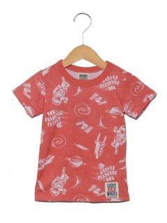 スペース柄Tシャツ