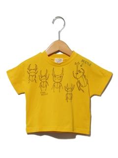 昆虫Tシャツ