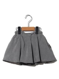 インパンツ付きフレアスカート