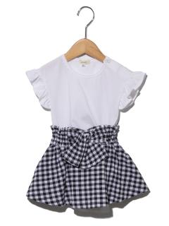 2WAYキャミ&Tシャツの2Pセット