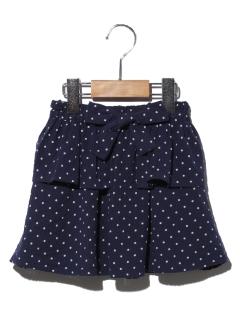 2WAYぺプラムスカート