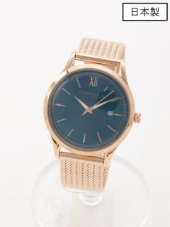 【日本製】【ユニセックス】腕時計 Classic Date