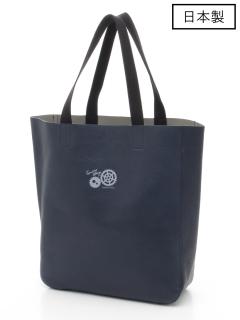 【日本製】【ユニセックス】レザートートバッグ