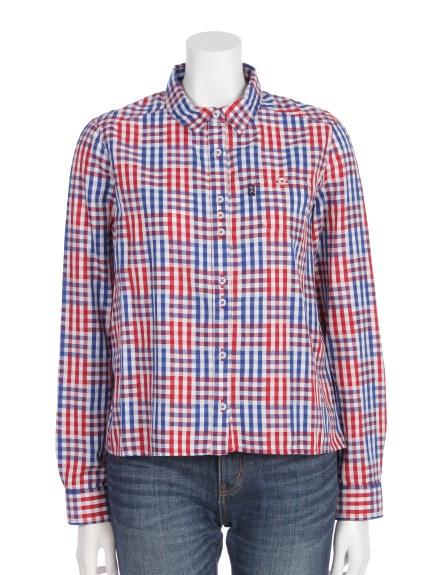 チチカカ (チチカカ) かわりこうしシャツ レッド