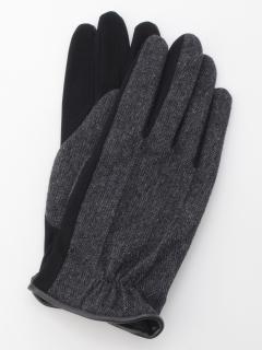 YUMI KATSURAツイード手袋