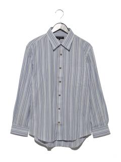 ツイルストライプRGシャツ