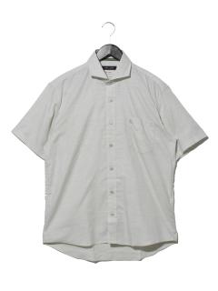 ボタニカルダイオックスワイドシャツ