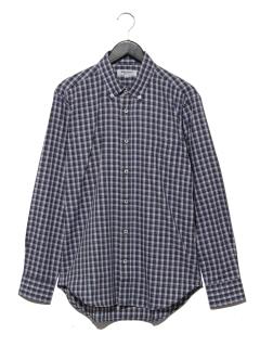 ビエラタータンチェックBDシャツ