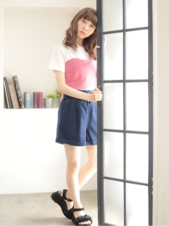 ・SET2点 ブラレット+Tシャツ
