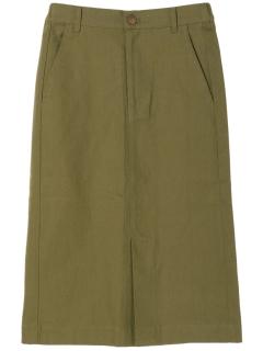 ・ツイルナロースカート