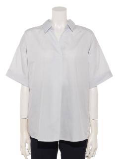 バックレースシャツ