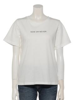 ワンポイントロゴTシャツ
