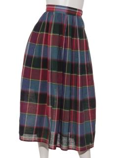 ギャザータックボリュームスカート
