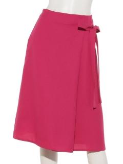 ジョーゼットラップタイトスカート
