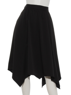 ハンカチーフスカート