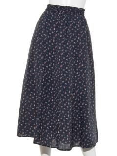 W★Fフラワーマーメイドスカート