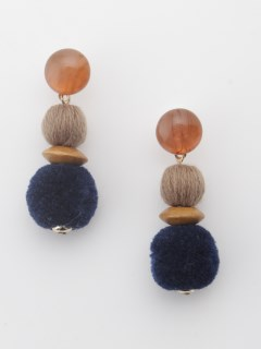 【TRUNK SHOW】3段ピアス