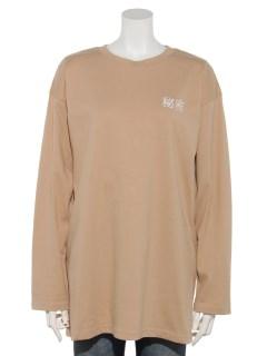 【NICOLON】秘密ロングTシャツ