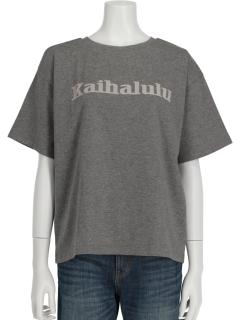 KaihaluluオーガニックコットンBigTシャツ