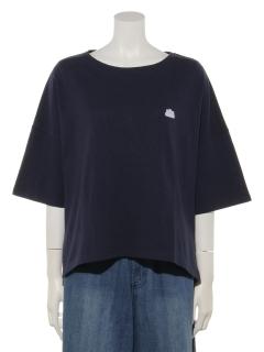 LEE×earth ワッペンTシャツ