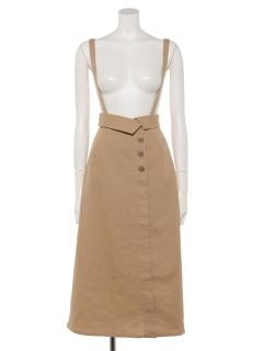 ebc巻き風ジャンパースカート