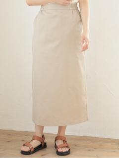 ・ミモレ丈ナロースカート