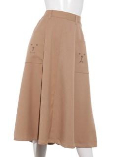 ・CRAFTHOLIC RABとSLOTHのスカート
