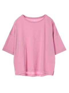 ・BIGシルエットクルーネックTシャツ