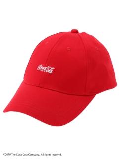 Coca-Cola/earthロゴキャップ