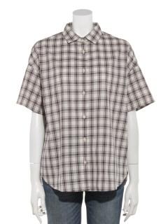 40キャンブリック半袖2WAYシャツ
