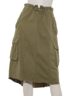 ドロストカーゴスカート