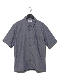 【CURENT】SSオープンカラーシャツ