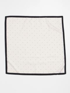 ピンドットガラスカーフ