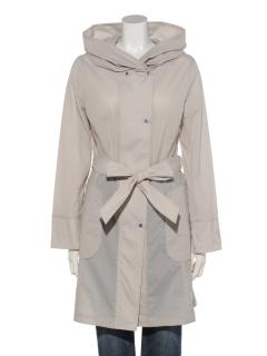 ナイロンストレッチジャケットコート